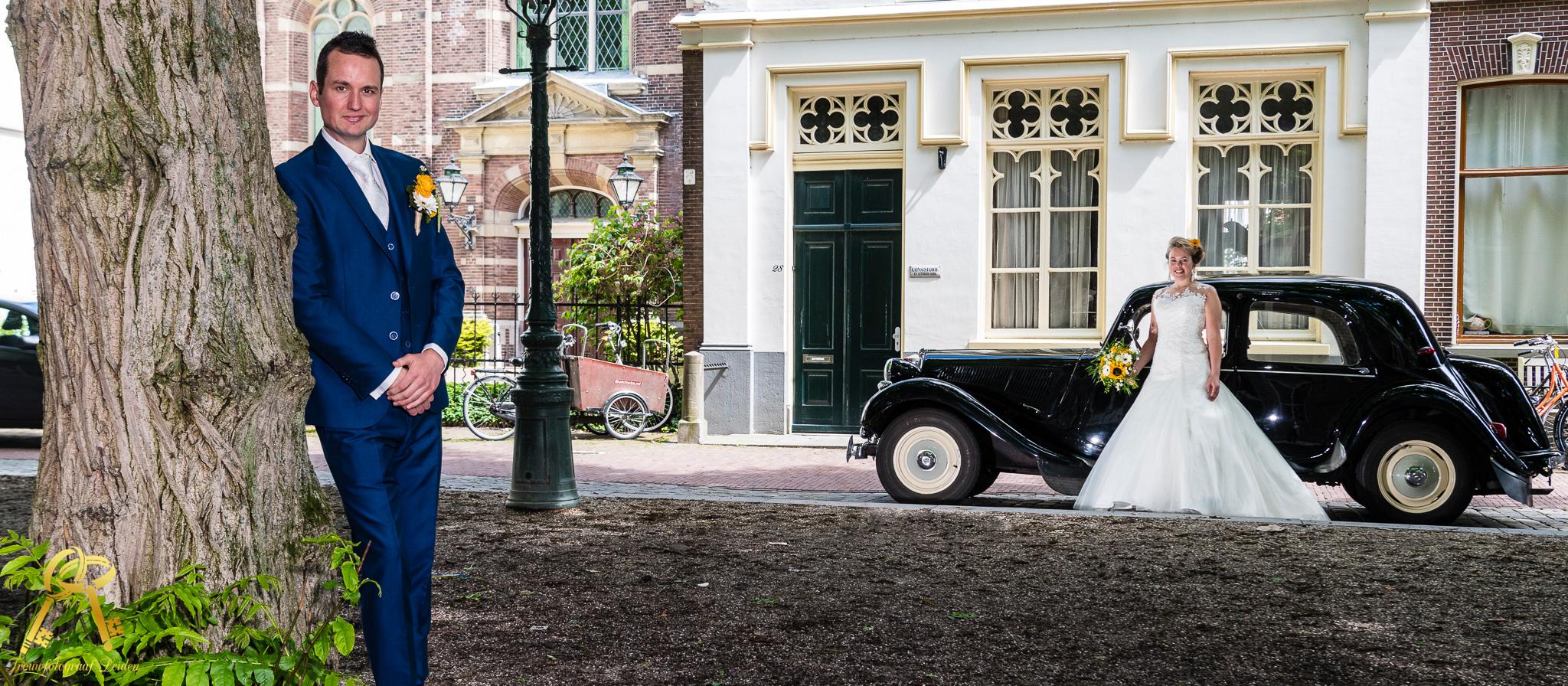 Hoe lang van te voren moeten we Trouwfotograaf Leiden boeken?